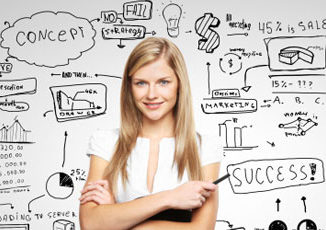 strategia di una imprenditrice